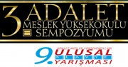 3. Adalet MYO Sempozyumu ve 9. F Klâvye Yarışı