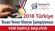 Türkiye'nin En Büyük Klavye Yarışı Yeni İsmiyle Başlıyor