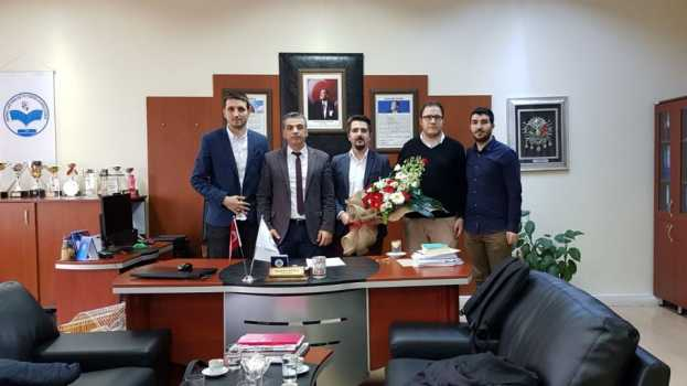 Mehmet Akif MTAL'deki F Klavye Seminerimiz