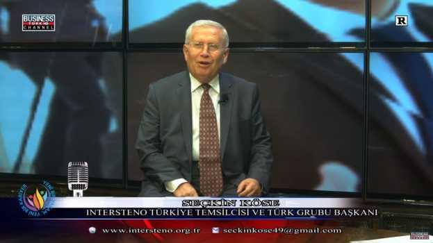 INTERSTENO Türk Grubu Başkanı Seçkin KÖSE Dr. Ekrem ÇULFA'nın Konuğu Oldu
